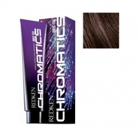 Redken Chromatics - Краска для волос без аммиака Хроматикс 5.32/5GI золотой мерцающий 60 мл