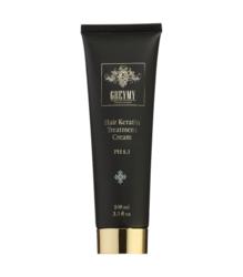 Greymy Hair Keratin Treatment Cream - Восстанавливающий кератиновый крем с эффектом выпрямления 100 мл
