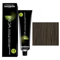 LOreal Professionnel Inoa - Краска для волос 8.8 Светлый блондин мокка 60 гСредства для ухода за волосами<br>Технология ODS2 - усиленное покрытие седины до 100%. 6 недель интенсивного увлажнения +50% блеска.Краска Иноа не имеет запаха и не содержит аммиака, вследствие чего она не имеет неприятного запаха и не оказывает на волосы и кожу головы негативного раздражающего и разрушающего воздействия.L`oreal Professionnel Inoa мгновенно смешивается, быстро наносится, и обеспечивает во время окрашивания полный комфорт.Обеспечивает глубокий уход за волосами.Волосы после окрашивания остаются такими же гладкими и эластичными, как и до него.Питательные и защитные компоненты, которые входят в состав краски Inoa, обеспечивают превосходный уход.Восполняя в волосе недостаток аминокислот и липидов, краска Inoa гарантирует, что волосы после ее использования будут выглядеть толще и здоровее.Краска Inoa обеспечивает волосам бесконечно долгий цвет.Вы получаете точные прогнозированные оттенки.Краска позволяет окрашивать и осветлять волосы до 3-х тонов, совершенно не портя их.Объем: 60 мл<br>