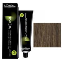 LOreal Professionnel INOA ODS2 Blonds Prives - Краска для волос ИНОА ODS 2 без аммиака 9.8 светлый блондин мокка 60 млСредства для ухода за волосами<br>Технология ODS2 - усиленное покрытие седины до 100%. 6 недель интенсивного увлажнения +50% блеска.Краска Иноа не имеет запаха и не содержит аммиака, вследствие чего она не имеет неприятного запаха и не оказывает на волосы и кожу головы негативного раздражающего и разрушающего воздействия.L`oreal Professionnel Inoa мгновенно смешивается, быстро наносится, и обеспечивает во время окрашивания полный комфорт.Обеспечивает глубокий уход за волосами.Волосы после окрашивания остаются такими же гладкими и эластичными, как и до него.Питательные и защитные компоненты, которые входят в состав краски Inoa, обеспечивают превосходный уход.Восполняя в волосе недостаток аминокислот и липидов, краска Inoa гарантирует, что волосы после ее использования будут выглядеть толще и здоровее.Краска Inoa обеспечивает волосам бесконечно долгий цвет.Вы получаете точные прогнозированные оттенки.Краска позволяет окрашивать и осветлять волосы до 3-х тонов, совершенно не портя их.Объем: 60 мл<br>