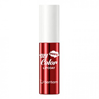 Berrisom Oops My Color Lip Coat Enamel Crimson Red - Тинт для губ тон 04