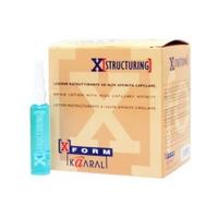 Kaaral Х-Structuring Repair Lotion - Восстанавливающий лосьон для поврежденных волос 12*10 мл