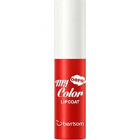 Berrisom Oops My Color Lip Coat Velvet Coral Flash - Тинт для губ тон 03
