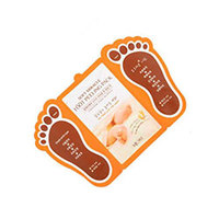 Mijin Cosmetics Foot Peeling Pack - Пилинг для ног 2*15 мл