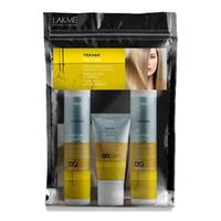 Lakme Teknia Deep Care Travel Pack -  Набор Шампунь 100 мл+Кондиционер 100 мл+Маска 50 млСредства для ухода за волосами<br><br>