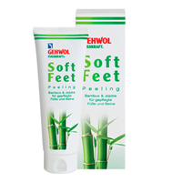 Gehwol Fusskraft Scrub Soft Feet - Пилинг Бамбук и жожоба 125 мл