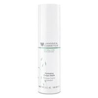 Janssen Organics Hydrating Cream Mask - Интенсивно увлажняющая кремовая маска для упругости и эластичности кожи 150 млМаски для лица<br>Уникальная кремовая маска с интенсивным стимулирующим, увлажняющим, питательным и защитным действием. Благодаря действию натуральных экологически чистых масел и ревитализирующих ингредиентов, мгновенно снимается ощущение стянутости, кожа становится сияющей и гладкой. Экстракт белого люпина улучшает межклеточное сцепление и защищает кожу от потери влаги, ценные масла восстанавливают естественную защиту кожи, экстракт люцерны омолаживает.Hydrating Cream Mask идеально подходит в качестве интенсивного дополнительного ухода для кожи любого типа.Применение:Нанесите на кожу, включая область вокруг глаз, оставьте на 10–15 минут. Снимите влажными спонжами или компрессом, продолжите уход согласно регламенту.Активные компоненты:Масло кокоса*, масло каритэ*, масло аргании*, экстракты очанки*, белого люпина*, сок алоэ вера*.* Выращено на экологически чистых плантациях.Объем:150 мл<br>