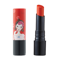 Fascy Make Up Tina Tint Lip Essence Balm Scarlet Red - Бальзам для губ (красный) 4 г