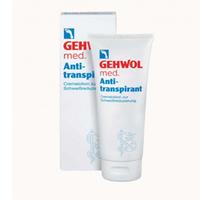 Gehwol Anti-Transpirant - Крем-лосьон антиперспирант 50 мл