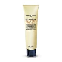 Lebel Natural Hair Soap Treatment Egg Protein - Маска с яичным протеином 140 грМаски для волос<br>Питательная маска «Яичный протеин» Lebel Natural Hair Soap Treatment:Восстанавливает волосы, придаёт плотность.Защищает от термического воздействия фена и утюжка.Придаёт волосам блеск.Облегчает расчёсывание.Защищает от УФ (SPF 15).Состав: яичный протеин, масло яичного желтка, витамин Е, экстракт гардении, мёд.Способ применения: распределить небольшое количество маски (3 – 5 мл для волос средней длины) по волосам, отступая от корней. Выдержать 5 минут. Тщательно смыть тёплой водой. Можно использовать ежедневно.Объём: 140 гр<br>