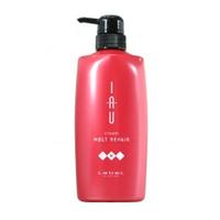 Lebel IAU Cream Melt Repair - Аромакрем тающей текстуры для увлажнения 600 млСредства для лечения волос<br>Аромакрем тающей текстуры для увлажнения Lebel IAU Cream:Для жестких, вьющихся, сухих волос.Сохраняет в волосе молекулярную влагу, защищает от сухости.Снимает статику, придает волосам сияющий блеск, податливость для любой формы укладки.Препятствует впитыванию внешних запахов.Крем идеален для ухода за детскими волосами.SPF 15.Активные ингредиенты: комплекс клеточных мембран, медовая эссенция, экстракт лимнантеса белого.Способ применения: На влажные, вымытые шампунем IAU волосы, нанести аромакрем, предварительно разогрев между ладонями. Оставить на 3-7 минут по всей длине, наносить начиная с кончиков волос. Затем смыть водой. Не наносить на кожу головы. Подходит для ежедневного применения.Объём: 400 мл<br>