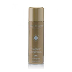 Alfaparf Semi Di Lino Diamante Illuminating Hair Spray - Лак для волос, придающий блеск 300 мл