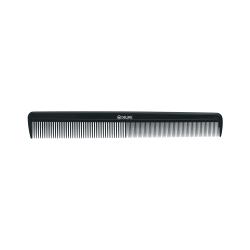 """Dewal CO-6008 - Расческа рабочая """"Эконом"""" комбинированная, широкая, черная 21,5 см"""