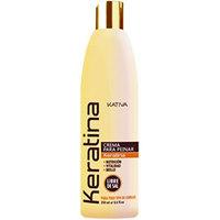 Kativa Keratina Crema Para Peinar - Кератиновый укрепляющий крем для укладки для всех типов волос 250 мл