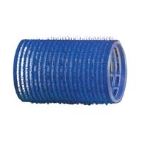Dewal R-VTR3 - Бигуди-липучки синие d 40 мм (12 шт.)