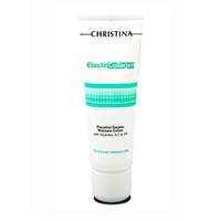 Christina Elastin Collagen Placental Enzyme Moisture Cream with Vit A, E & HA - Увлажняющий крем с плацентой, энзимами, коллагеном и эластином для жирной и комбинированной кожи 60 мл