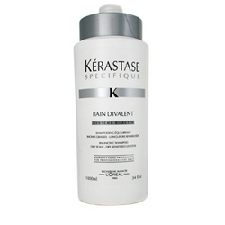 Kerastase Specifique Bain Gommage for dry hair - Отшелушивающий шампунь-ванна от перхоти для сухих волос 1000 мл