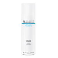 Janssen Dry Skin Hydrating Gel Mask+Aquaporine - Увлажняющая гель-маска с аквапорином 200 млМаски для лица<br>Hydrating Gel Mask интенсивно увлажняет и способствует удержанию влаги в коже в течение 24-х часов. Содержит экстракт императы, который наделяет эту ароматную маску особенными свойствами. Влагоудерживающие активные компоненты в высокой концентрации мгновенно освежают кожу и обеспечивают пролонгированность результата. Через 24 часа после нанесения, уровень увлажнения кожи повышается на 20%. Aquatense Moisture Gel Aquaporine - продукт для любого типа кожи, мгновенно утоляющий «жажду» кожи. Обладает способностью самостоятельно регулировать уровень увлажнения как в очень сухом, так и в очень влажном климате, предотвращает преждевременное старение кожи, стимулирует регенерацию клеток, увлажняет и снимает раздражение кожи, удерживает влагу и мгновенно придает гладкость коже.<br>