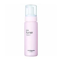 Lebel Trie Tuner Foam 1 - Воздушная пена-мусс для укладки волос 200 млУкладочные средства<br>Воздушная пена Lebel Trie Tuner:Слабая фиксация (1).Создаёт прикорневой объём.Уплотняет и увлажняет тонкие волосы.Восстанавливает волосы.Пена обогащена кислородом.Защищает яркость цвета окрашенных и натуральных волос.Идеально подходит для тонких, необъёмных волос.Защищает от УФ (SPF 25).Способ применения: небольшое количество пены нанести на прикорневую зону влажных волос. Можно распределить пену по длине. Для тонких волос средней длины – 2 нажатия дозатора, для жёстких – 3-4). Приступить к укладке.Объём: 200 мл<br>