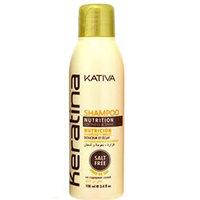 Kativa Keratina Shampoo - Кератиновый укрепляющий шампунь для всех типов волос 100 мл