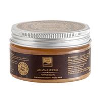Beauty Style Soap - Черное мыло с цветами апельсина cекрет арганы 100 г