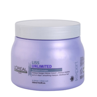 L'Oreal Professionnel Liss Unlimited Masque/Лисс Анлимитед - Разглаживающая маска 500 мл