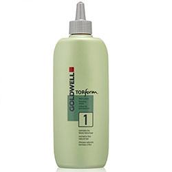 Goldwell Topform 1 Well Lotion - Средство для химической завивки для нормальных или тонких волос 500 мл