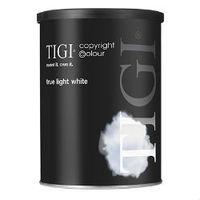 Tigi Copyright Colour Hydra Synergy - Обесцвечивающий порошок True Light White 500 грКраска для волос<br>Описание:Не образующий пыли порошок.Насыщен аминокислотами, экстрактом ромашки сахарозой. Мягкая формула позволяет использовать нанесением на кожу головы.Разработан в виде мягкой, белой пудры.Объем: 500 гр<br>
