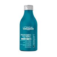 L'Oreal Professionnel Expert Pro-Keratin Refill Shampoo - Восстанавливающий и укрепляющий шампунь для поврежденных волос 250 мл