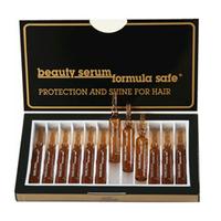 WT-Methode Beauty Serum Formula Safe - Ампулы для защиты волос №3 12*10 мл