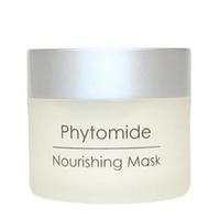 Holy Land Phytomide Nourishing Mask - Питательная маска 50 млМаски для лица<br>Питательная маска, богатая активными компонентами.Действие:Обеспечивает интенсивное питание кожи.Восстанавливает кожный покров.Заметно улучшает структуру кожи.Уменьшает глубину морщин, разглаживает кожу.Смягчает и освежает кожу.Активные компоненты:гидролизованный коллаген, оливковое масло, масло проростков кукурузы, масло сладкого миндаля, масло зародышей пшеницы, масло бурачника, комплекс Phytolene, токоферил ацетат (витамин Е), ретинил пальмитат (витамин А), арахидоновая, линолевая и линоленовая кислоты.Способ применения:Маска может использоваться 1-2 раза в неделю вечером вместо интенсивного крема или 2-3 раза в неделю вечером поверх капсулы с растительными экстрактами и/или интенсивного крема. Нанести на все лицо, веки, шею. Через 25-30 мин. промокнуть излишки влажными спонжами или сухой бумажной салфеткой.Объем:50 мл<br>