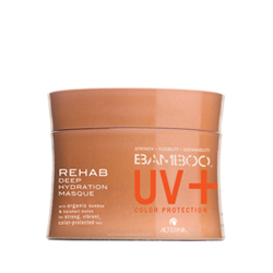 Alterna Bamboo Color Care UV+ Rehab Deep Hydration Masque - Восстанавливающая маска для ухода за цветом 150 мл