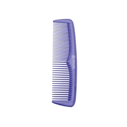 """Dewal CO-6031 blue - Расческа """"Эконом"""" карманная, синяя 13 см"""
