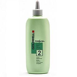 Goldwell Topform 2 Well Lotion - Средство для химической завивки для пористых или окрашенных волос 500 мл