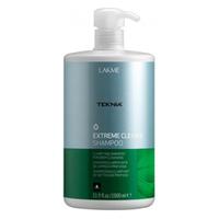 Lakme Teknia Extreme cleanse shampoo - шампунь для глубокого очищения волос 1000 млСредства для ухода за волосами<br><br>
