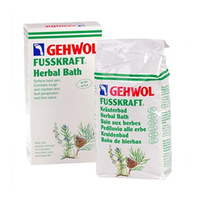 Gehwol Fusskraft Herbal Bath - Травяная ванна 400 гр