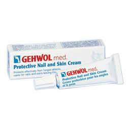 Gehwol Med Protective Nail and Skin Cream - Крем для защиты ногтей и кожи 15 мл