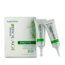 Matrix Biolage Fiberstrong Serum-Концентрированная сыворотка Файберстронг с молекулой Intra-Cylane и экстрактом бамбука ампулы 10 шт по 10 мл