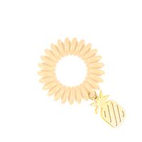 Invisibobble Tutti Frutti Pineappeal - Резинка для волос (ананасовый)