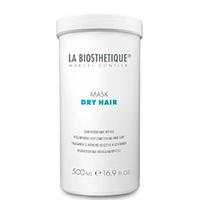 La Biosthetique Dry Hair Hair Mask Dry Hair - Глубоко восстанавливающая маска для сухих волос 500 мл