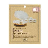 Mijin Cosmetics Essence Mask Pearl - Маска для лица тканевая жемчуг 25 г