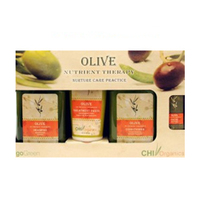 CHI Organics Olive Nutrient Therapy Набор CHI «Олива» макси 2*350 мл + 150 мл + 50 мл