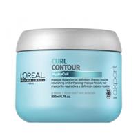 L'Oreal Professionnel Expert Curl Contour / Керл Контур - Маска-питание для четкости контура завитка для вьющихся волос 200 мл