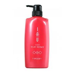 Lebel IAU Cream Silky Repair - Аромакрем шелковистой текстуры для укрепления волос 600 мл