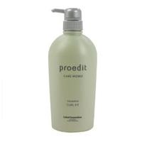 Lebel Proedit Care Works Curl Fit Shampoo - Шампунь для кудрявых волос 700 мл