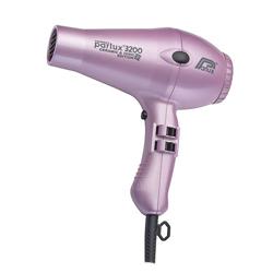 Parlux 3200 Compact - Фен, розовый, 1900 Вт
