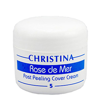 Christina Rose de Mer 5 Post Peeling Cover Cream - Постпилинговый тональный защитный крем «Роз де Мер» 20 млПилинг для лица<br><br>