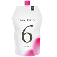 Lebel Оксидант для красителей Materia OXY 6% 1000 мл