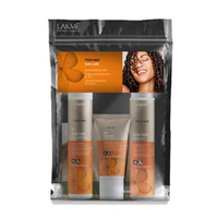 Lakme Teknia Sun Care Travel Pack - Набор Шампунь 100мл+Кондиционер 100мл+Маска 50млСредства для ухода за волосами<br><br>