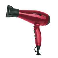 Фен Dewal Profile 2200 красный, 2200 Вт